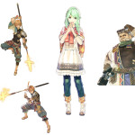 Atelier Shallie Alchemist of the Dusk Sea 23 150x150 atelier shallie alchemist of the dusk sea