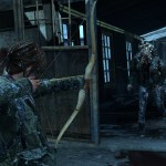 1406532187 ellie aims bow at clicker 150x150 the last of us