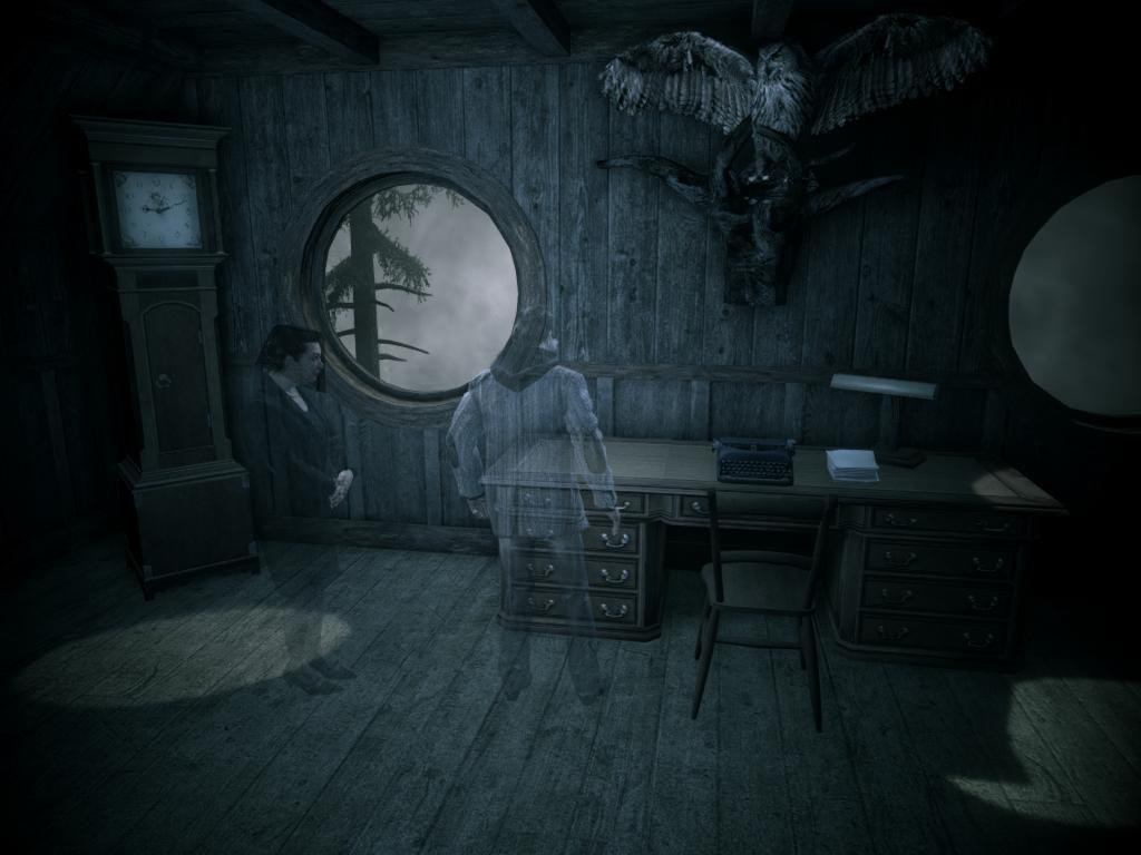 Alan Wake game best screenshots