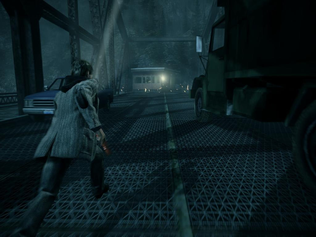 Alan Wake game best screenshots