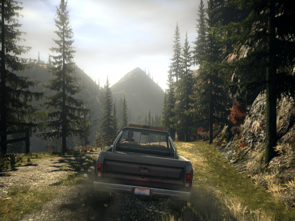 Alan Wake on the Road again
