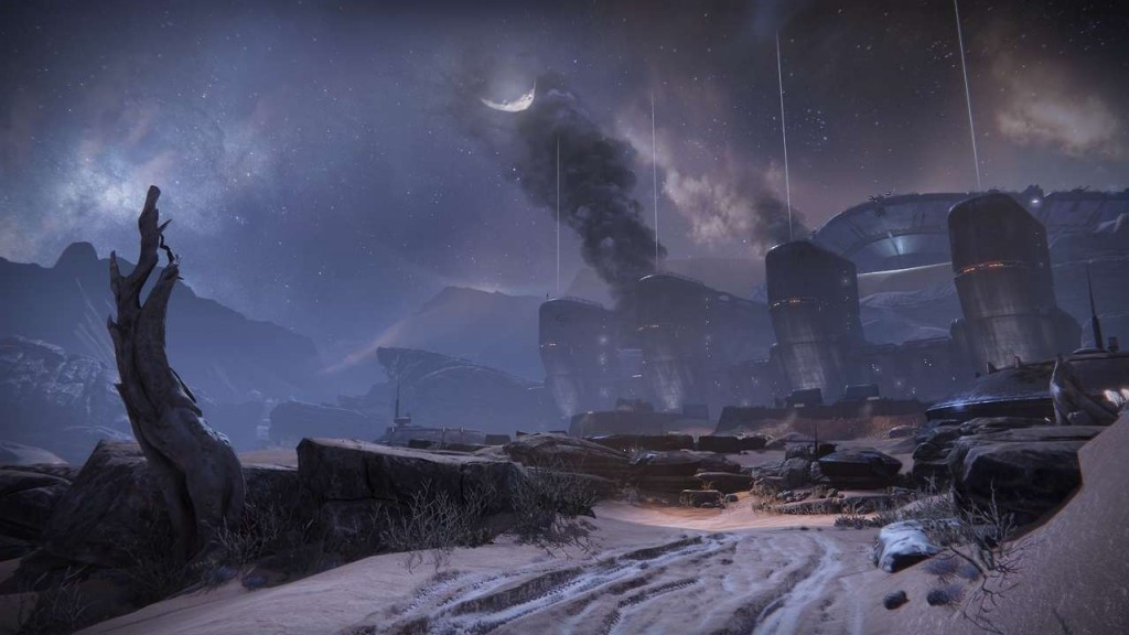 Screens from Destiny game, the 500 mil budget screenshot