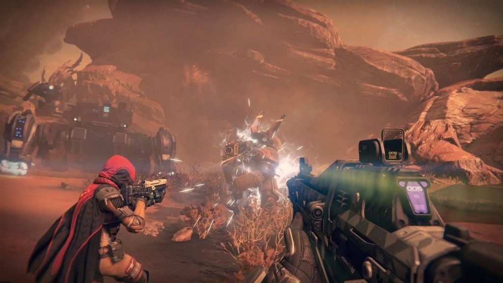 Destiny screenshots release